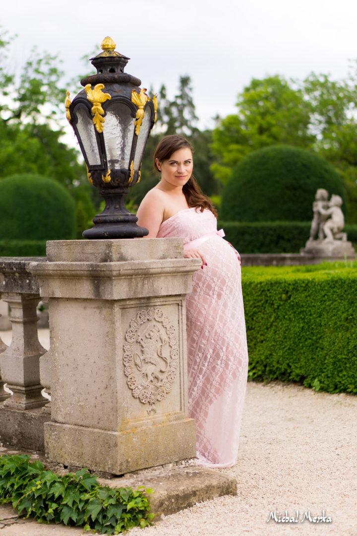 Merka - těhotenské focení