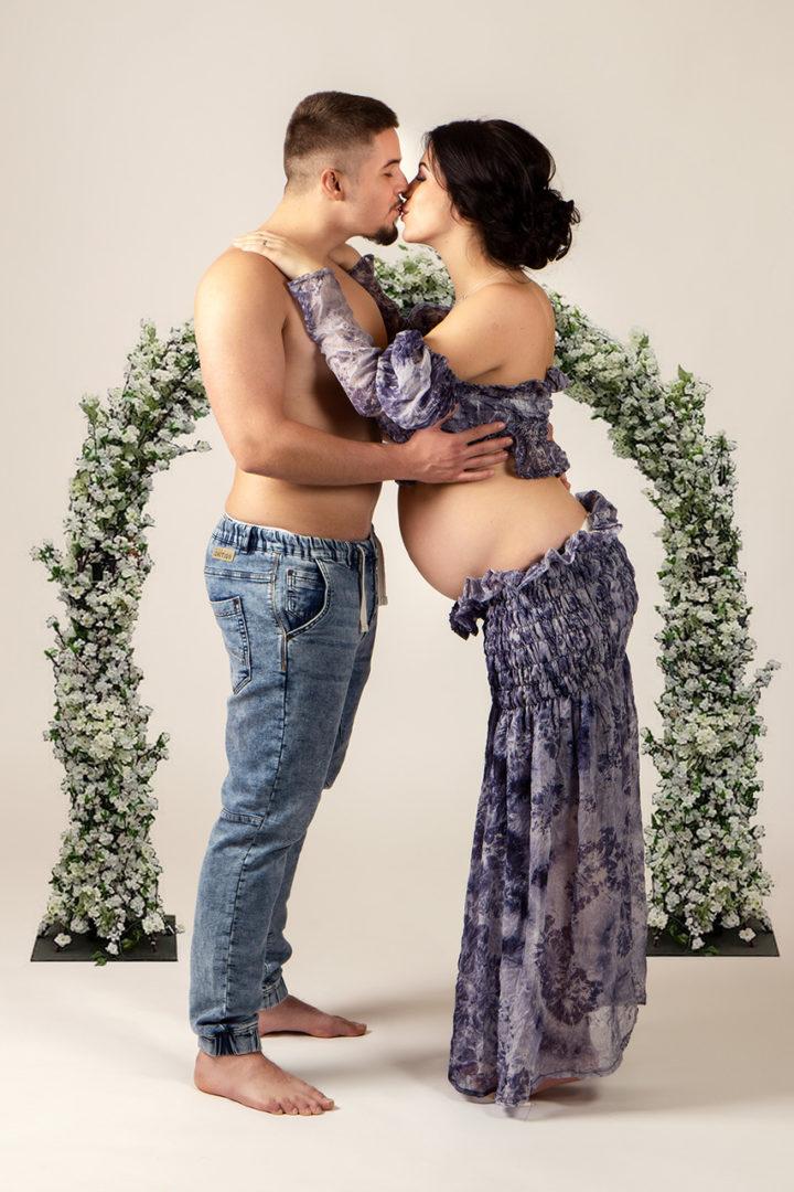 Těhotenské focení Michal Merka