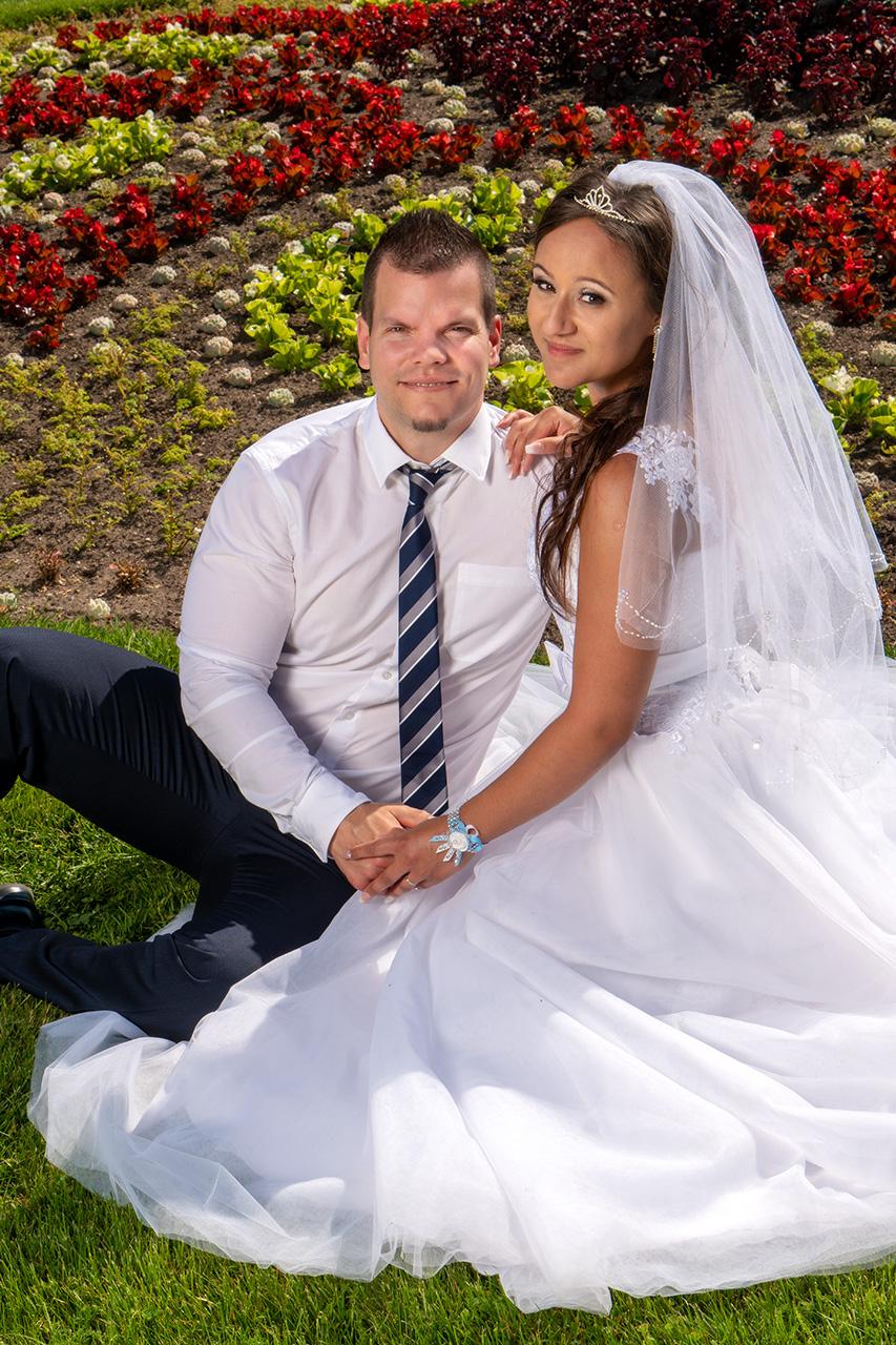 Svatební focení Nikita