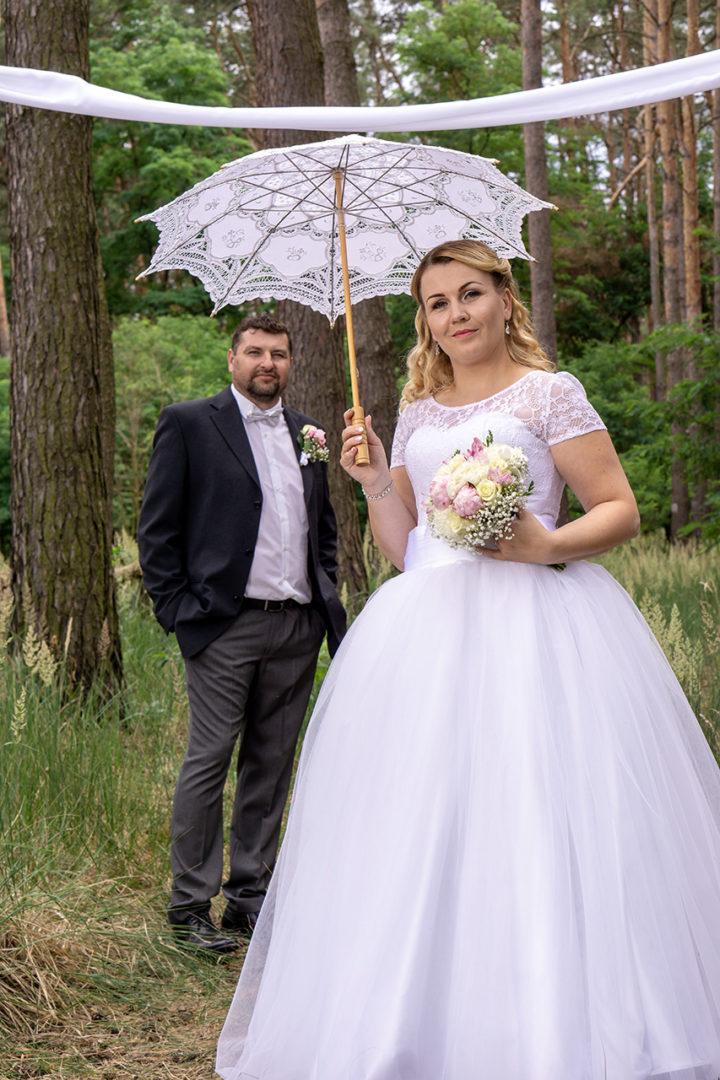 svatební focení Klára